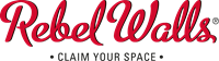 Rebel Walls logo